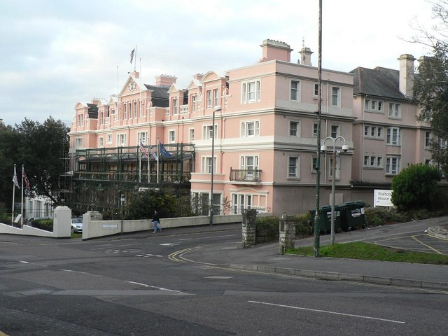 Bournemouth: Norfolk Royale Hotel