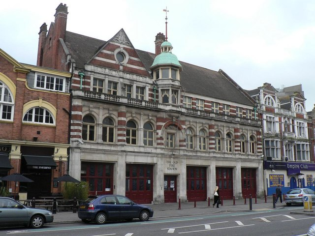 Bournemouth: former central fire station
