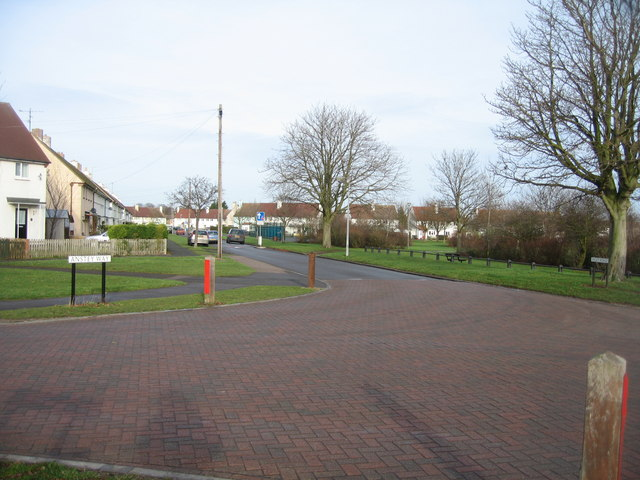 Anstey Way & Paget Road