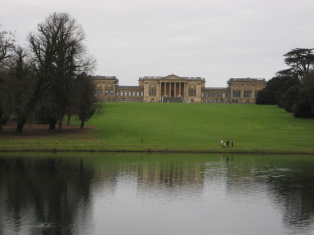South Vista of Stowe School