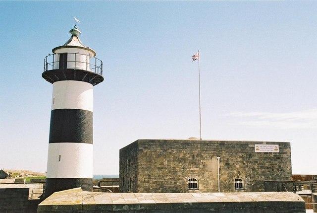 Southsea: lighthouse