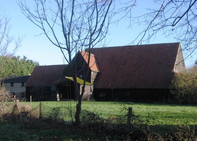 Anstey Hall Farm