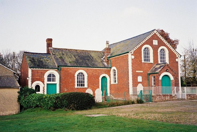 Crendell: Methodist Chapel