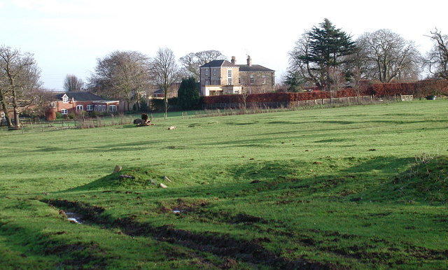 Woodhouse Farm, Raywell