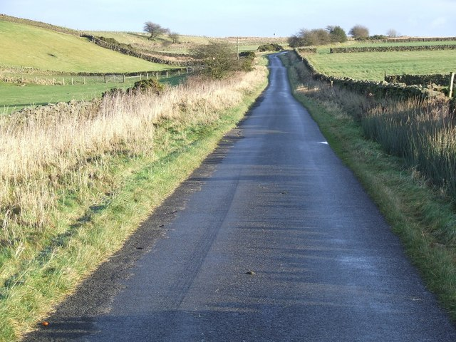 Watson's Lane near Brown Bank