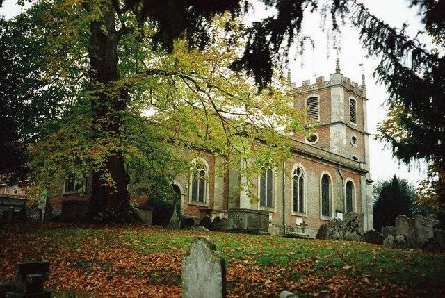 Abbotts Ann: parish church of St. Mary