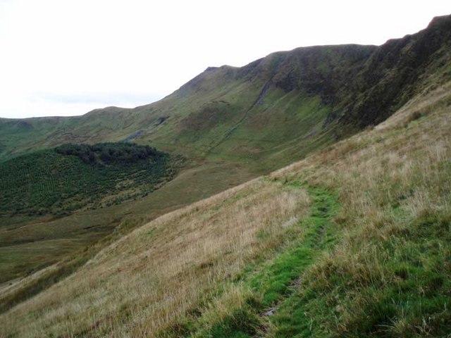 Craig Berwyn path