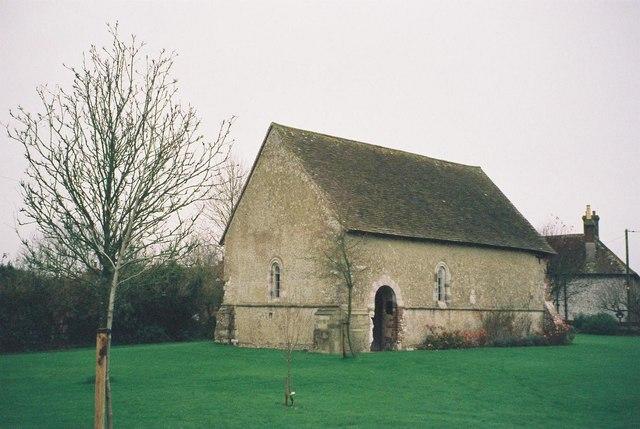 Eldon: church of St. John the Baptist