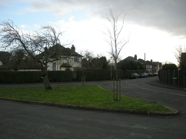 Old Bilton-Hampden Way