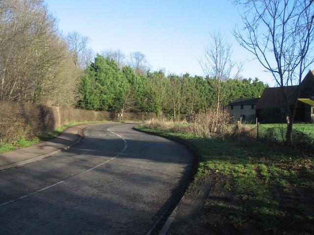Grantchester Road