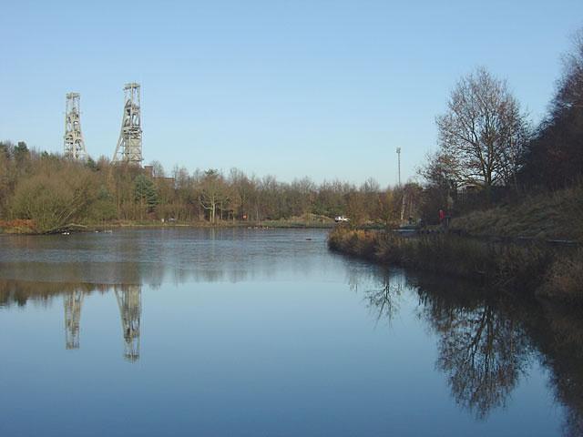 Vicar Water Country Park