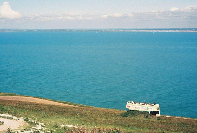 The Needles: spectacular bus ride