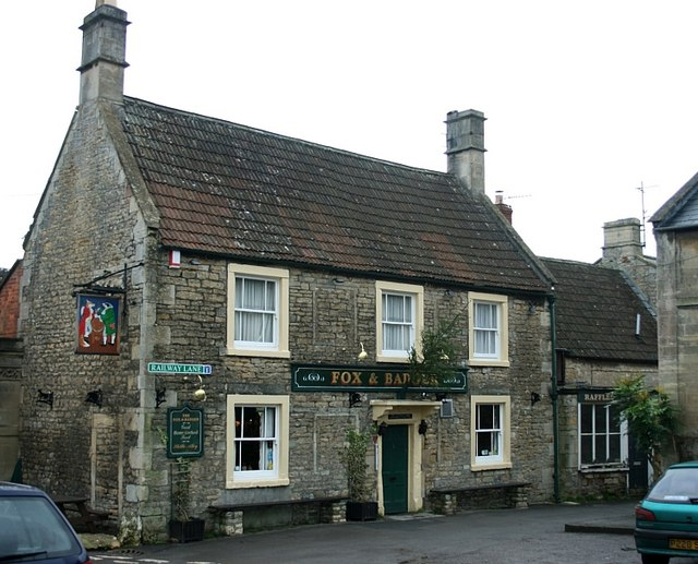 2007 : The Fox and Badger, Wellow