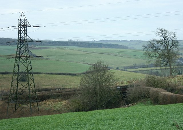 2007 : Fields near Wellow