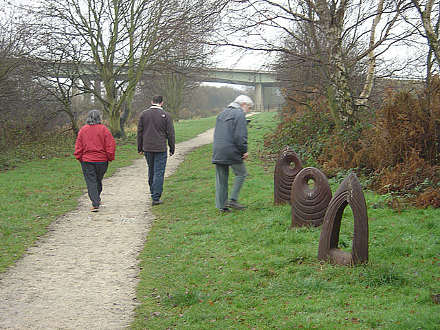 Selby Canal footpath