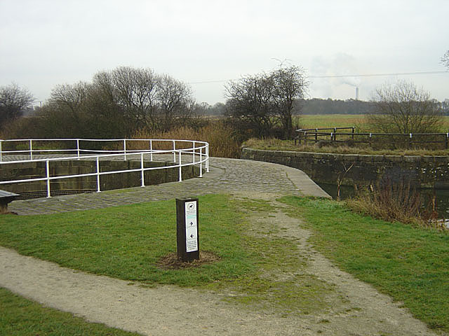Culvert on the Selby Canal