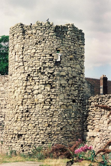 Southampton: Round Tower