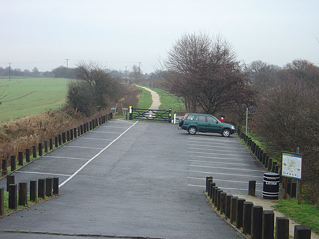 Car Park at Burn Bridge