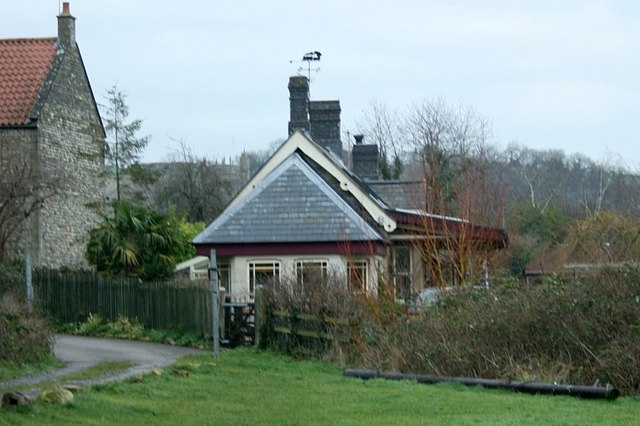 2007 : Wellow Station (converted)