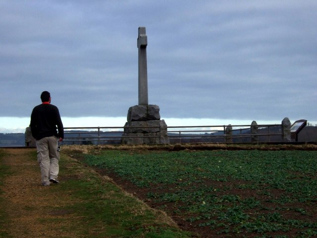 Monument on Pipers Hill