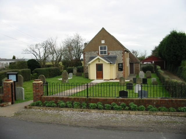 Zion Strict Methodist Chapel, Canterbury Road, Brabourne Lees