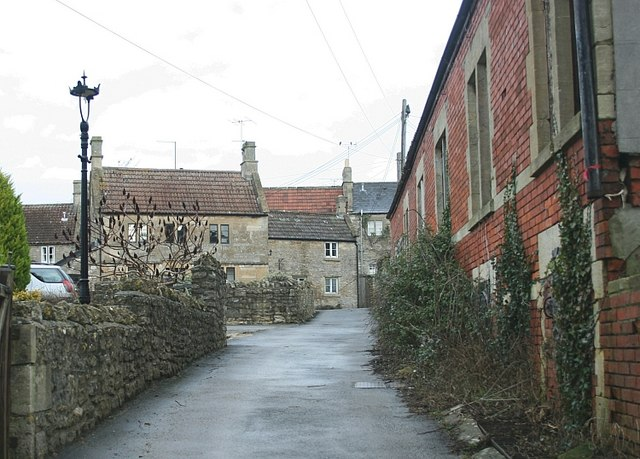 2007 : Railway Lane, Wellow