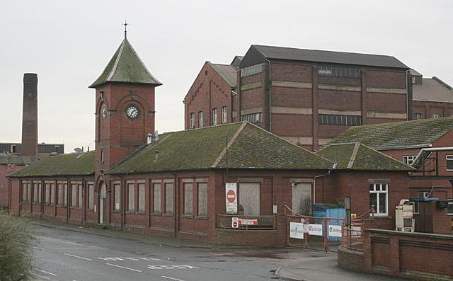 BOCM mills, Barlby, Selby