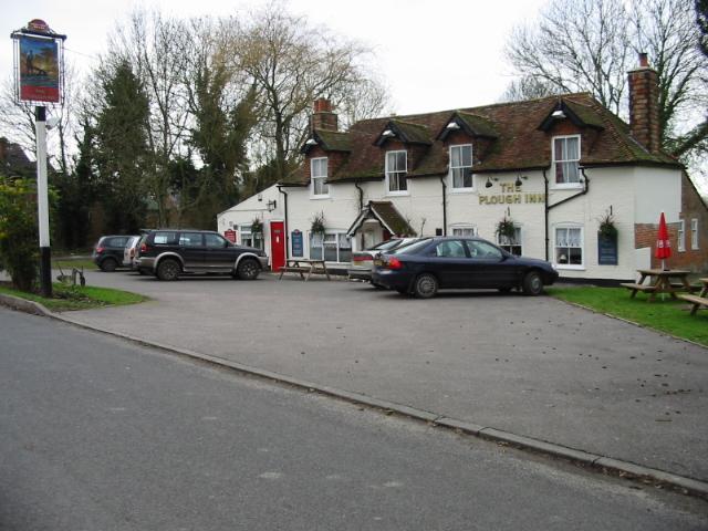 The Plough Inn, Lees Road