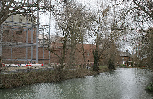 Bugbrooke Mill and pond