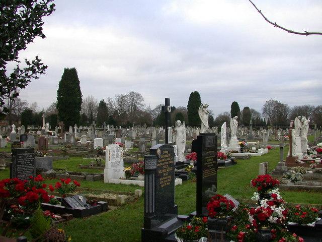 Cambridge City Cemetery, Newmarket Road