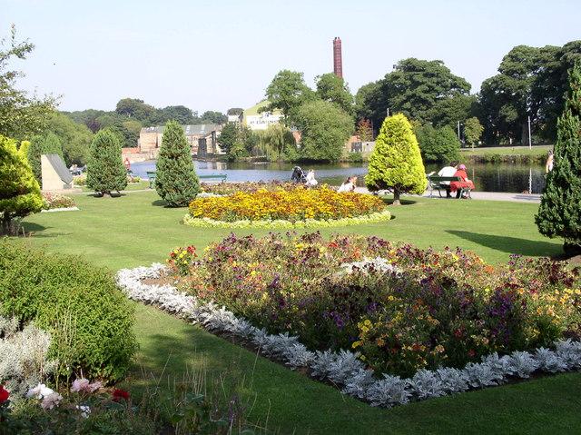 Bridge Avenue Gardens Otley