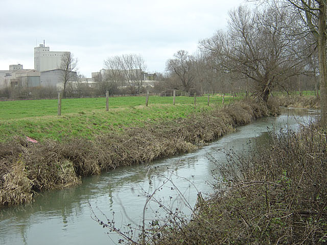 River Nene near Bugbrooke Mill
