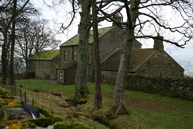 Farmhouse at High Field.