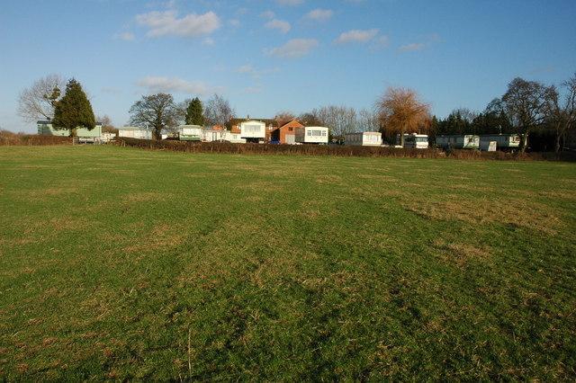 Caravan park, Apperley