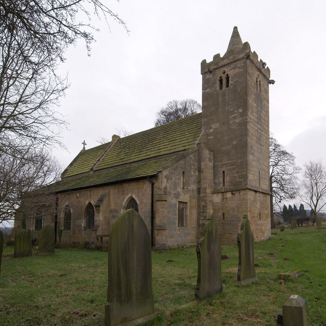 Frickley with Clayton All Saints Church