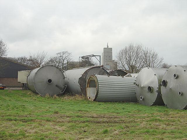 Near Bugbrooke Mill