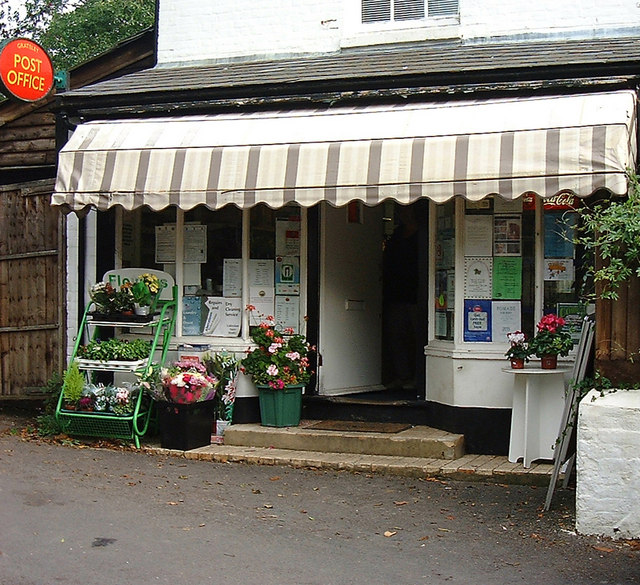 Grateley - Post Office and Village Shop