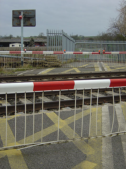 Banbury Lane crossing