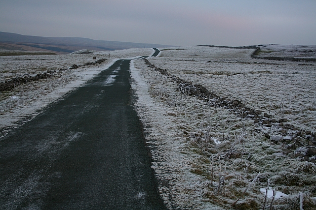 Coverdale Road at Hunters Sleet