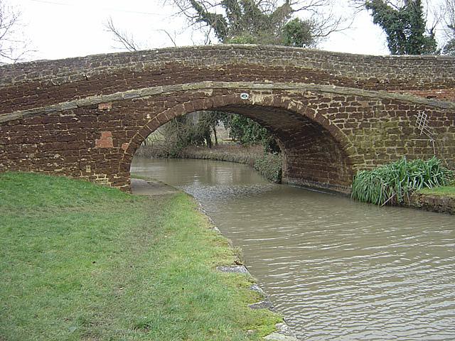 Banbury Lane bridge