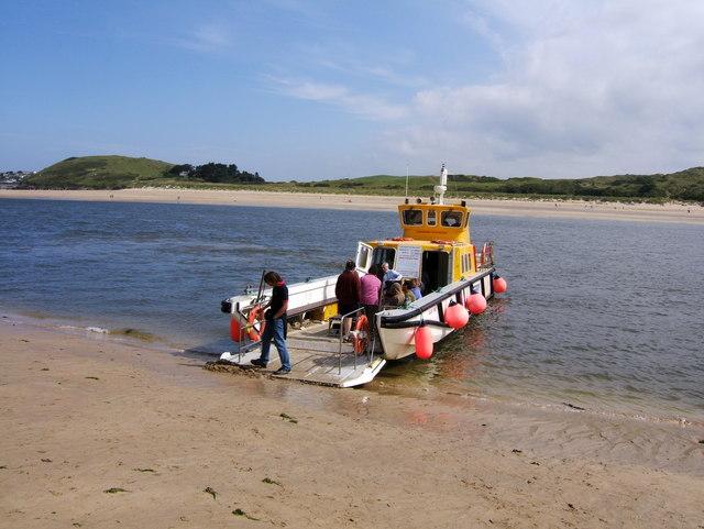 Padstow/Rock passenger ferry