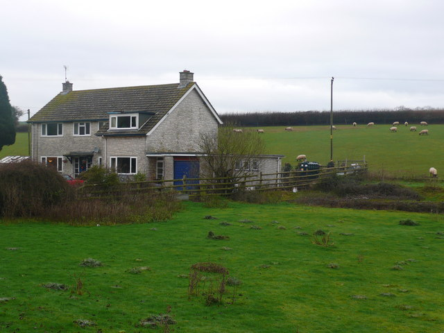 House at Laycock Farm, Slyers Lane