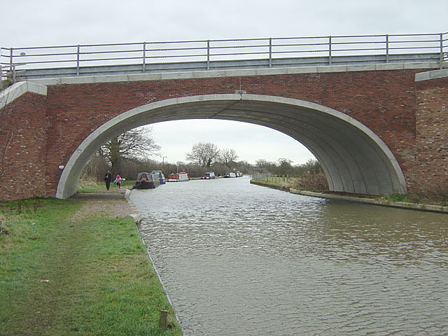 Banbury Lane bridge 43A