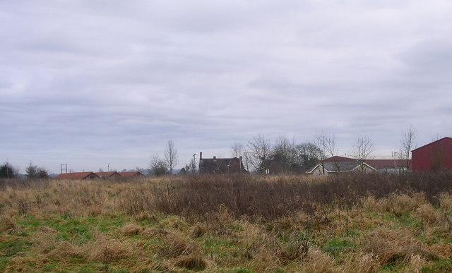 Broomhall farm and outbuildings