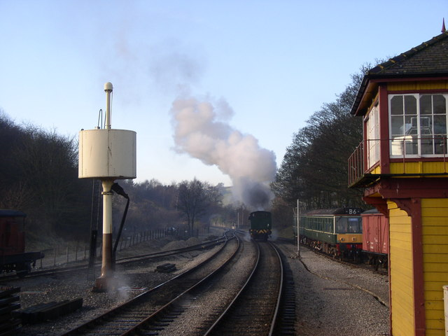 Bolton Abbey station