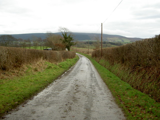 Minor Road.