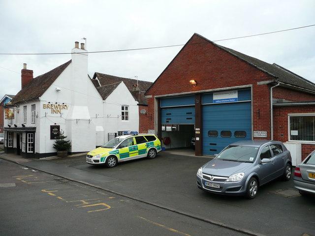 Ledbury Ambulance Station