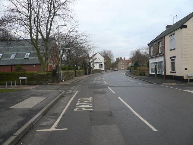 Barlborough High Street