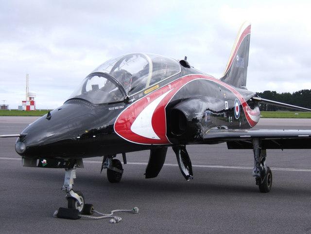 Hawker Siddeley Hawk T.1 XX307