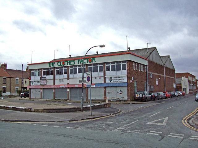 Retail Premises on Caroline Street, Hull
